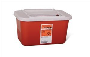 Portable Sharps Container, 1gal