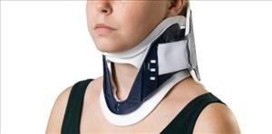 Child Philly Patriot Cervical Collar, 8-18""